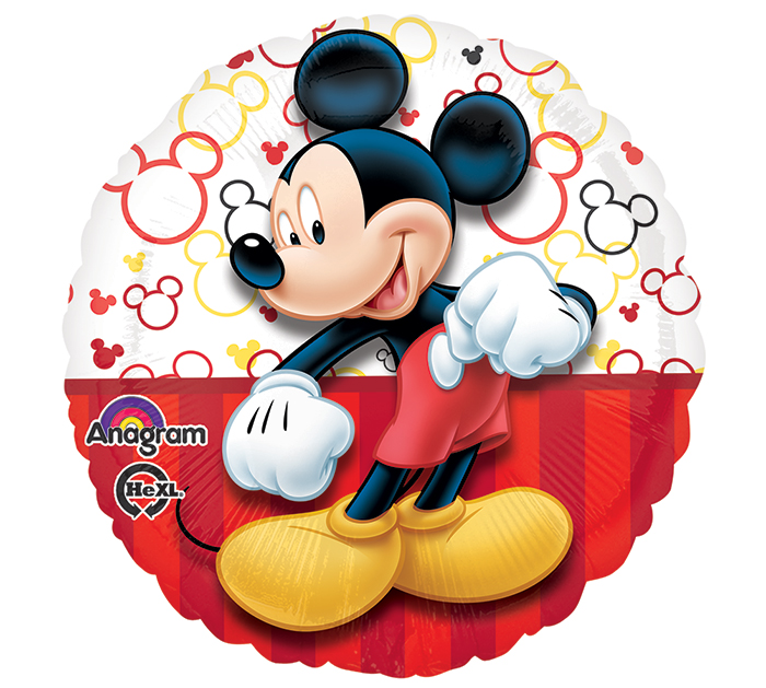 """18"""" Mickey Portrait Balloon"""