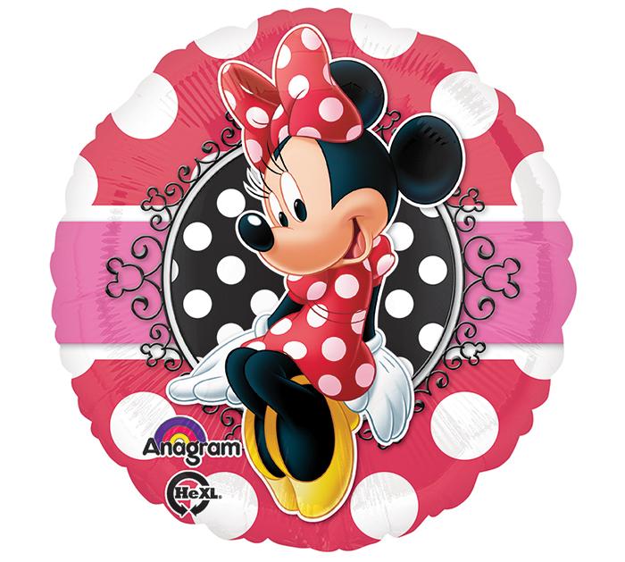 """18"""" Minnie Portrait Balloon"""