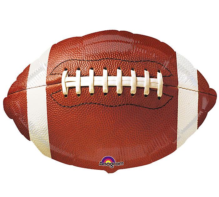 """18"""" Championship Football Balloon"""