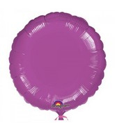 "18"" MagiColor Passionate Purple Balloon Circle"