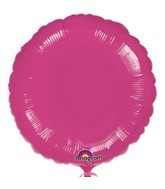 "18"" MagiColor Fabulous Fuchsia Balloon Circle"