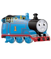 Thomas the Tank Engine Mylar Balloons