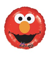 "18"" Sesame Street Elmo Smiles Balloon"
