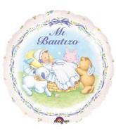 "9"" Airfill Only Mi Bautizo"