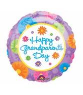 "18"" Happy Grandparent's Day Balloon"