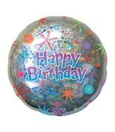 "32"" Birthday Celebration Jumbo Holographic"
