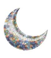 Sun/Moon/Star Mylar Balloons
