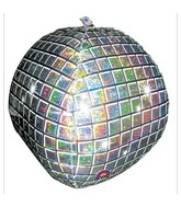 "15"" Disco Ball Balloon"