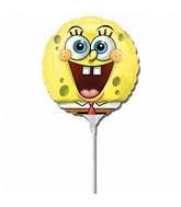 "9"" EZ Fill Airfill Sponge Bob (3 Pack)"