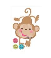 "40"" Fisher Price Baby Monkey Balloon"