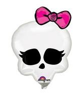"""9"""" Airfill Only Monster High Skulette Badge"""