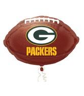 Junior Shape Green Bay Packers Football