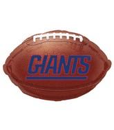 Junior Shape New York Giants Football