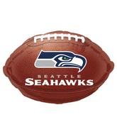 Junior Shape Seattle Seahawks Football