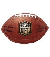Junior Shape NFL Football Balloon