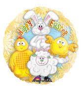 """18"""" Easter Animals"""