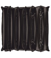 "21"" Decorator Panel BLACK Half Decorator Panel Balloon"