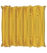 "21"" Decorator Panel GOLD Half Decorator Panel Balloon"