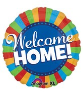 """32"""" Jumbo Welcome Home Blitz Balloon"""