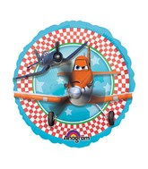 """9"""" Airfill Only Disney Planes Balloon"""