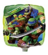 """9"""" Airfill Only Teenage Mutant Ninja Turtles"""