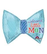 "12""  Mini Shape Little Prince Bow Tie"