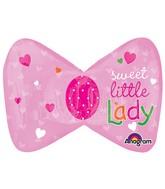 """11""""  Mini Shape Little Princess Bow Tie"""