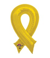 Cause/Cancer Ribbons Mylar Balloons