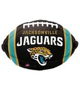 Junior Shape Jacksonville Jaguars Team Colors Balloon