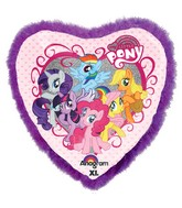 """32"""" SuperShape Doo-Dads My Little Pony Group Balloon"""