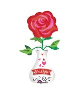 """36"""" Love You Vase"""
