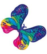 """31"""" Fancy Butterfly Blue"""