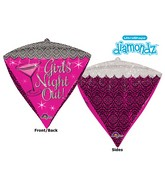 "17"" Ultrashape Diamondz Girls' Night Out Packaged"