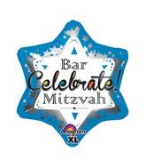 Bar Mitzvah Mylar Balloons