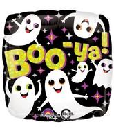 """18"""" Boo-ya Ghosts Balloon"""