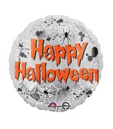 "18"" Mirror Halloween Balloon"