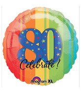 """18"""" ATP A Year to Celebrate 80"""