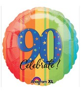 """18"""" ATP A Year to Celebrate 90"""