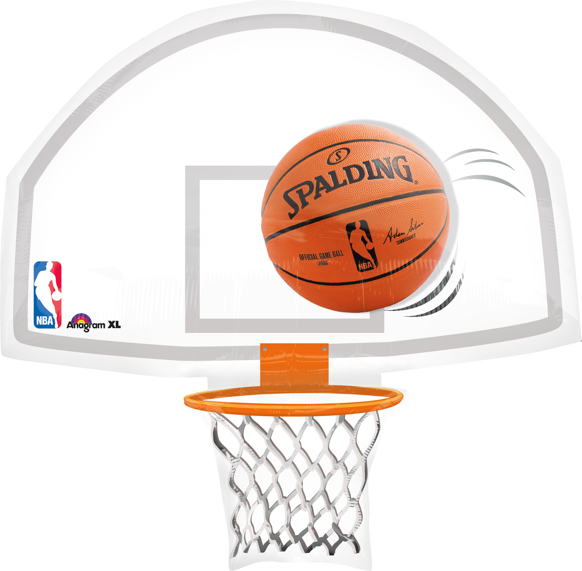 "26"" Jumbo NBA Backboard Balloon"