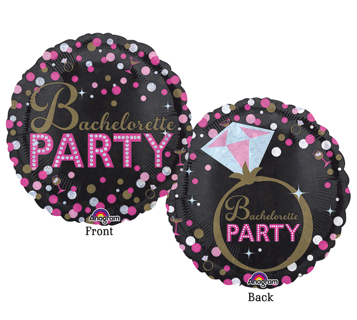 "18"" Bachelorette Sassy Party Balloon"