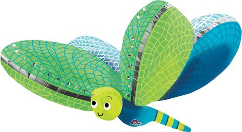 "40"" Jumbo Cute Dragonfly Balloon"