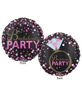 "18"" Bachelorette Sassy Party Balloon"