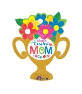 Jumbo Mother's Day Mylar Balloons