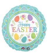 """18"""" Lovely Easter Balloon Packaged"""