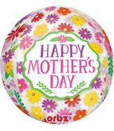 """16"""" Orbz Jumbo Happy Mother's Day Beautiful Packaged"""