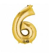 40'' 9 Or 6 Gold Balloon