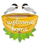 """32"""" Jumbo Welcome Home Nest Balloon"""