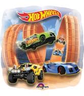 """28"""" Jumbo Hot Wheels Racer Balloon"""