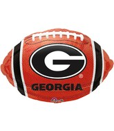 "17"" University of Georgia Balloon Collegiate"