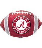 "17"" University of Alabama Balloon Collegiate"